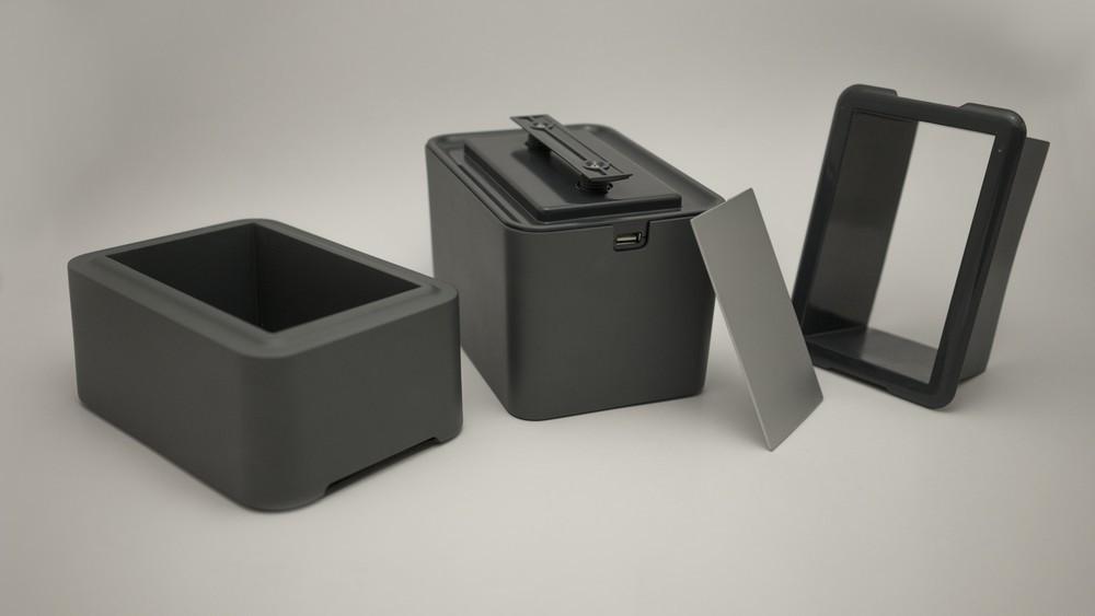 ONO 3D printer. Стереолитографию — в массы - 11