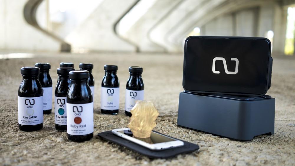 ONO 3D printer. Стереолитографию — в массы - 4