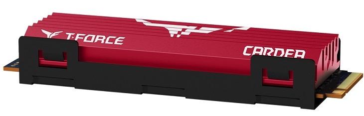 Компания Team Group не раскрывает детали об используемом в T-Force Cardea M.2 контроллере