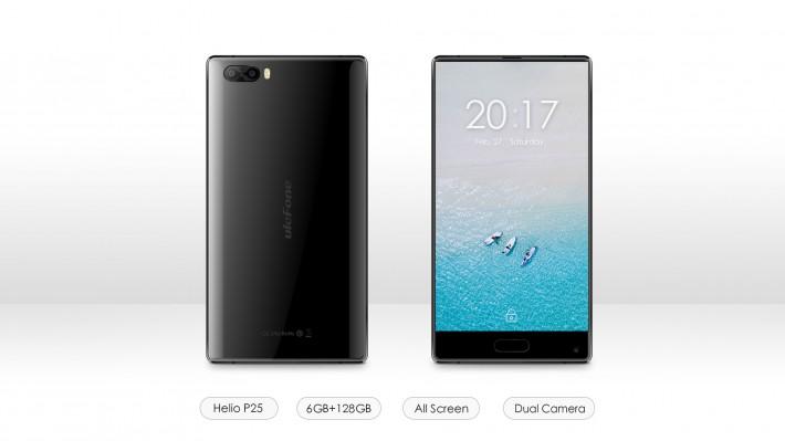 Смартфон Ulefone F1 также обзаведется ОЗУ и накопителем очень внушительной емкости