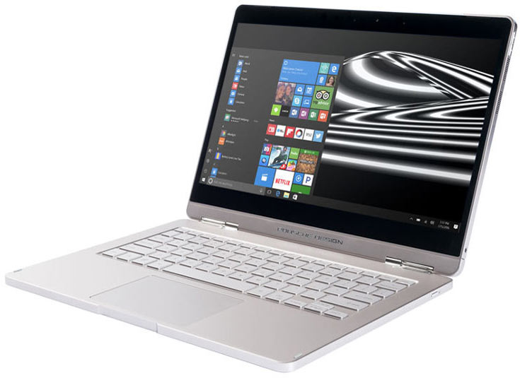 Porsche Design Book One — прямой конкурент Microsoft Surface Book 2016