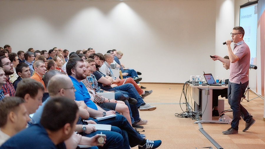 Дмитрий Столяров (Флант) на RootConf 2016