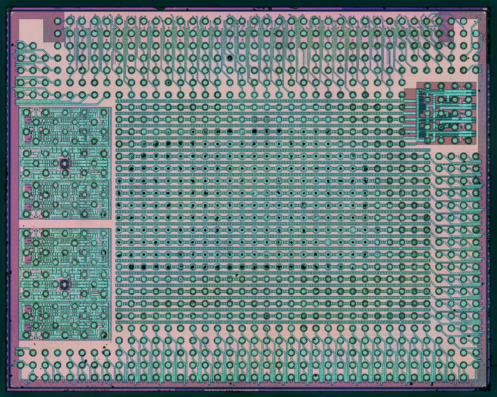 Смотрим внутренности отечественного 28нм MIPS процессора — Baikal-T1 - 4