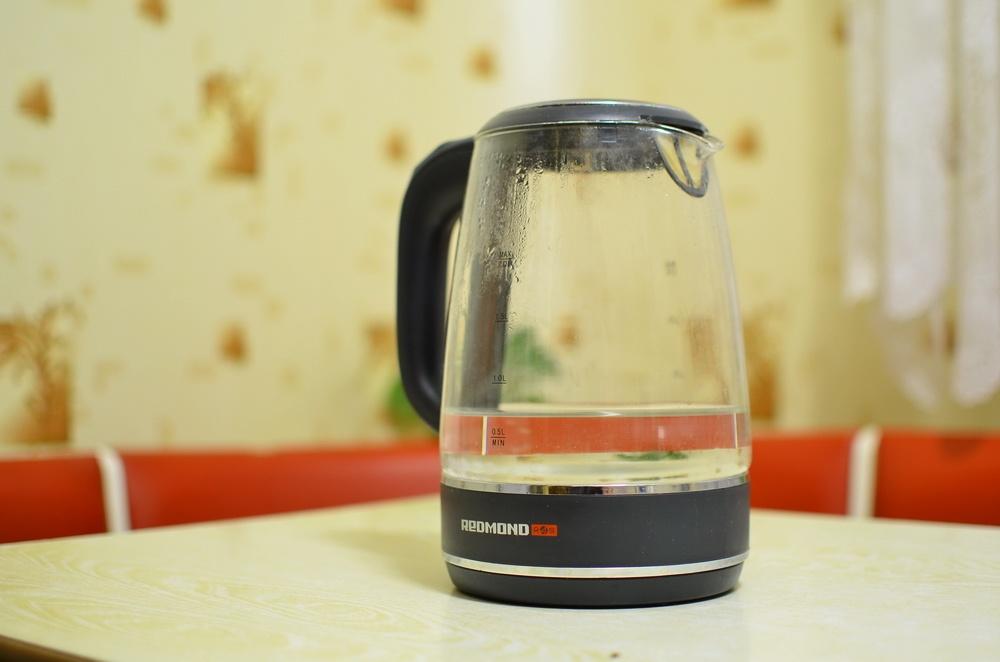 Умный чайник с разноцветной подсветкой: обзор REDMOND SkyKettle G200S - 4