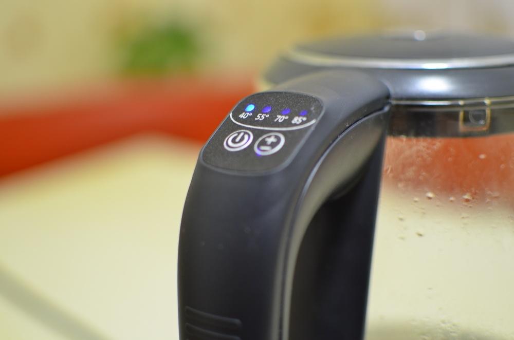 Умный чайник с разноцветной подсветкой: обзор REDMOND SkyKettle G200S - 9