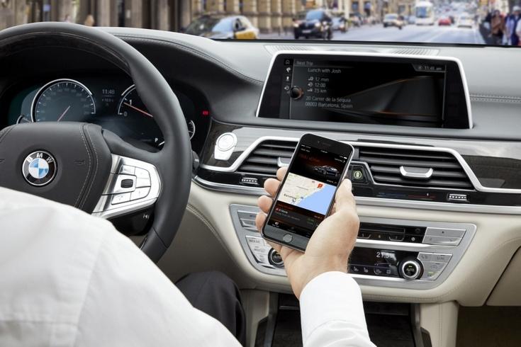 BMW не хочет поддерживать Android Auto