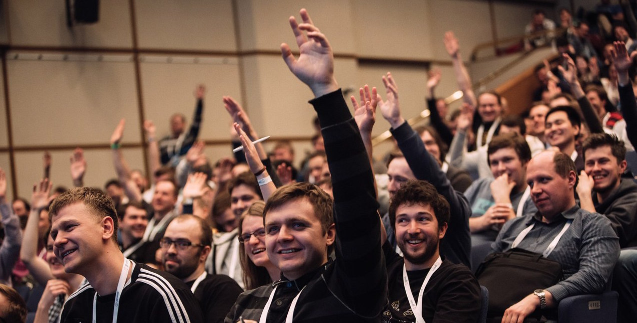Анонс HolyJS 2017 Piter: Больше JavaScript, хорошего и разного - 3