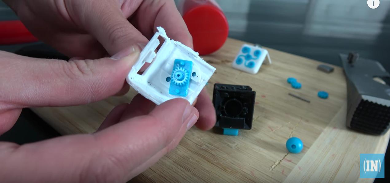 Что внутри Fidget Cube: оригинал или подделка - 27