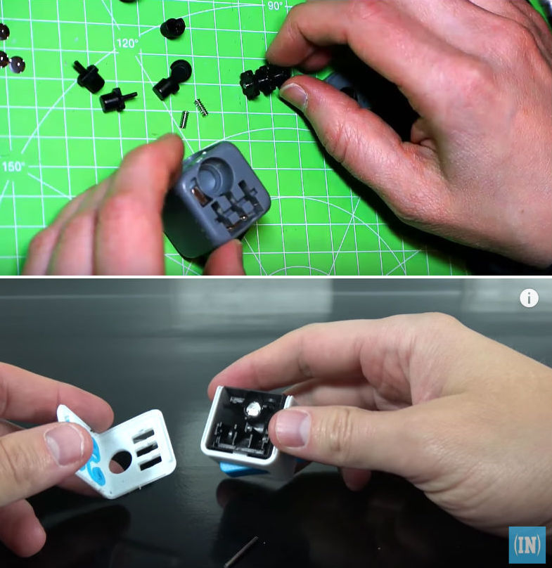 Что внутри Fidget Cube: оригинал или подделка - 6
