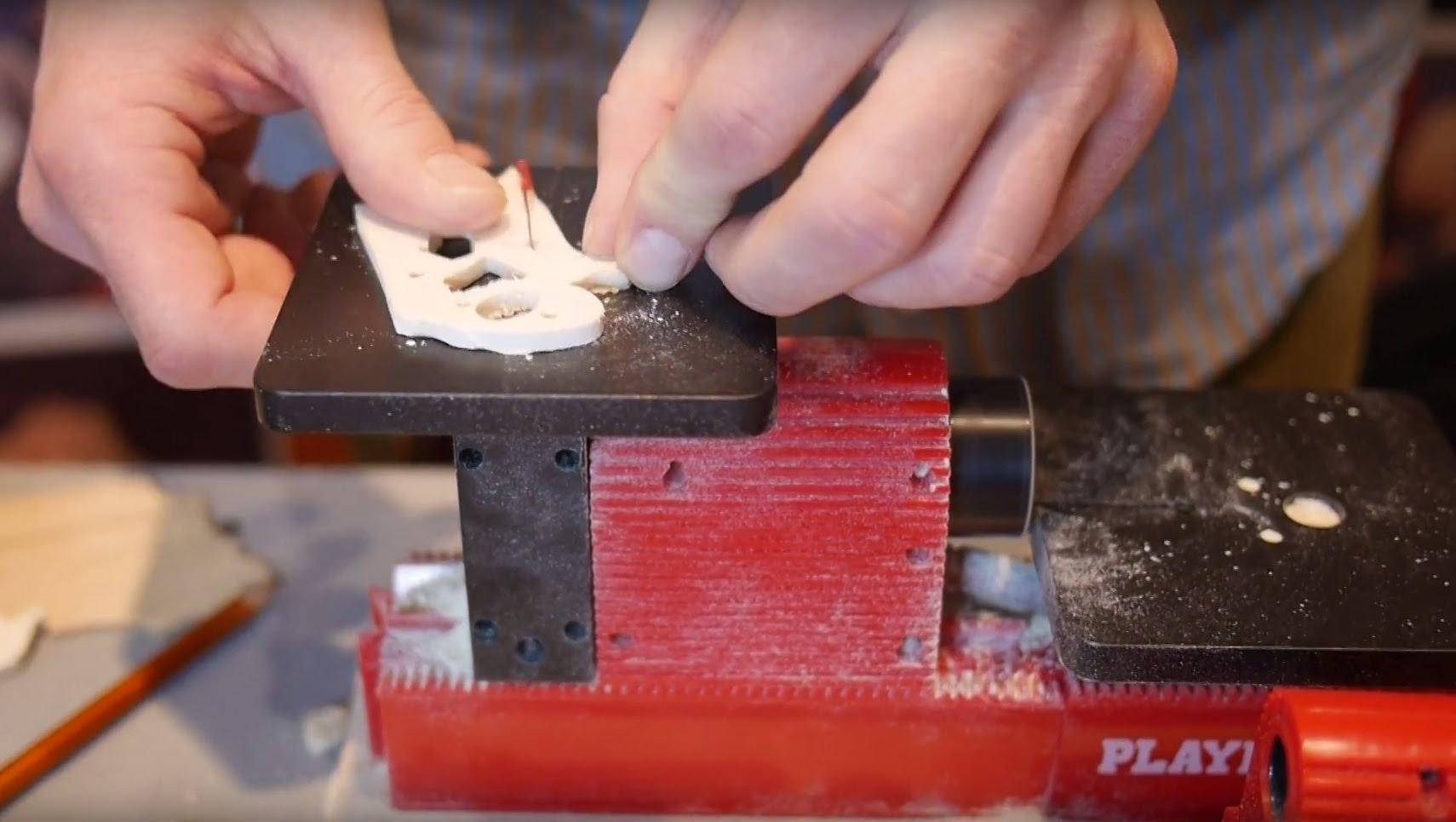 Детский столярный станок PLAYMAT: обработка дерева своими руками — это интересно - 3