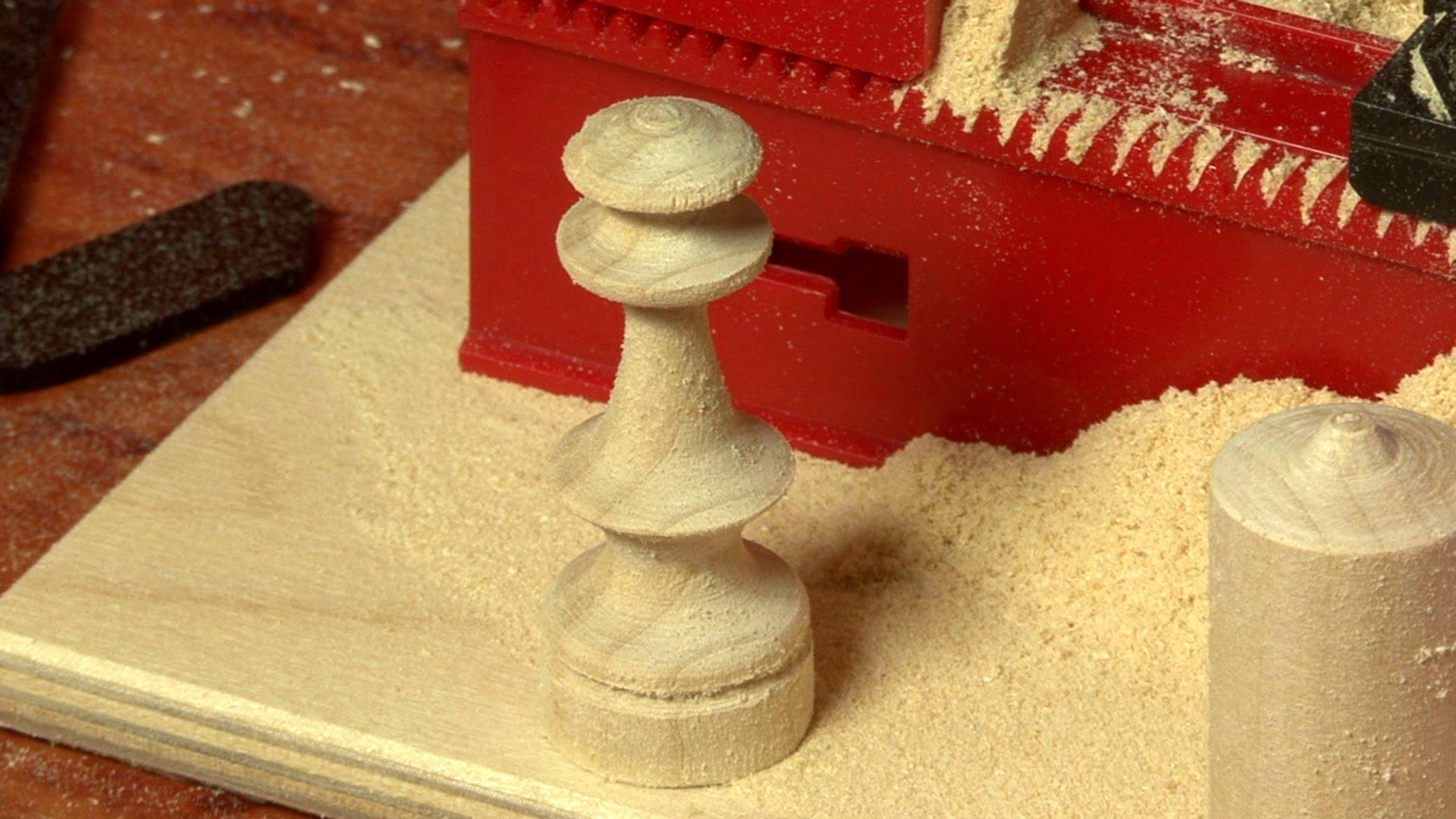 Детский столярный станок PLAYMAT: обработка дерева своими руками — это интересно - 5