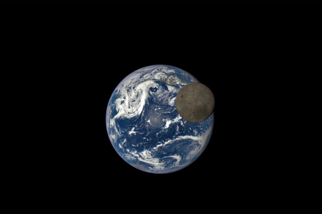 Лунная форточка во Вселенную - 1