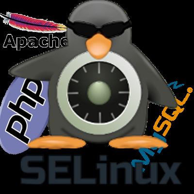 Настройка окружения SELinux на примере LAMP-сервера - 1