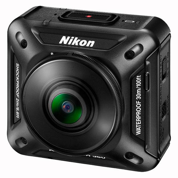 Обзор экшн-камеры Nikon KeyMission 360: круговой обзор в горах и под водой - 2