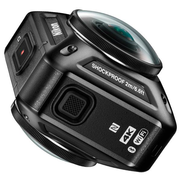 Обзор экшн-камеры Nikon KeyMission 360: круговой обзор в горах и под водой - 3