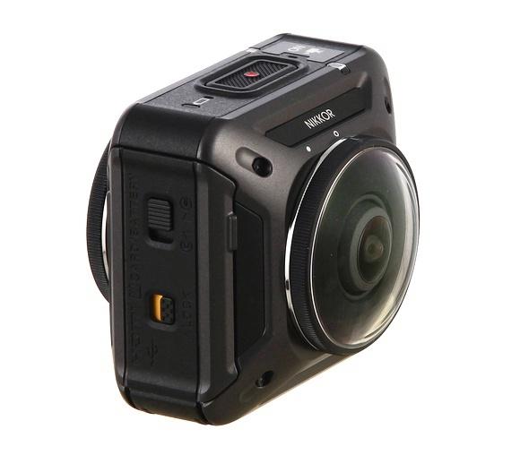 Обзор экшн-камеры Nikon KeyMission 360: круговой обзор в горах и под водой - 4