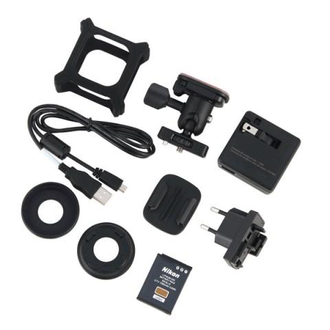Обзор экшн-камеры Nikon KeyMission 360: круговой обзор в горах и под водой - 7