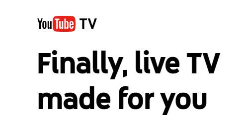 Онлайновое телевидение YouTube TV в США будет стоить $35 в месяц