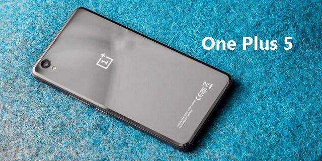 Смартфон OnePlus 5 будет конкурировать с Samsung Galaxy S8 и HTC M11