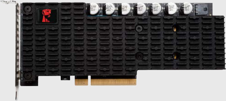 Твердотельный накопитель Kingston DCP-1000 передает данные со скоростью до 6,8 ГБ/с