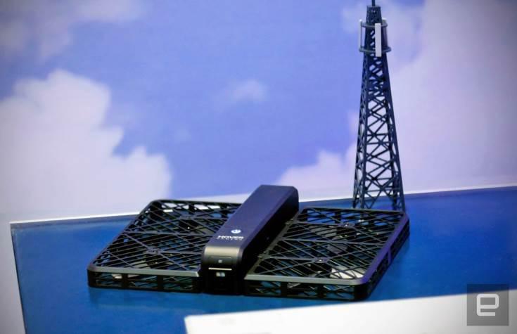 Кроме того, вышки будут ретранслировать дронам сигналы GPS