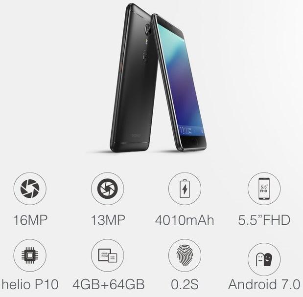Смартфоны Gionee A1 и A1 Plus работают на базе ОС Amigo 4.0