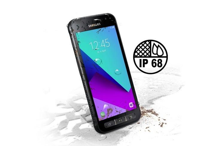 Samsung представила смартфон Galaxy Xcover 4