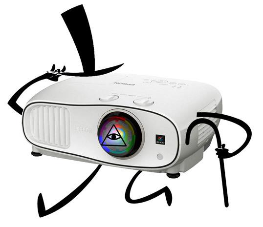 5 мифов о проекторах. Миф №2 – «Цветовая яркость» – выдуманная маркетологами характеристика проектора - 1
