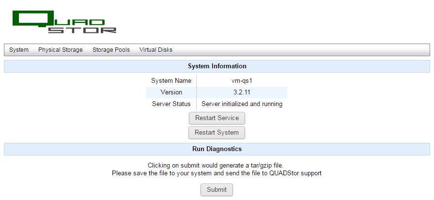 Quadstor — виртуальный SAN для бюджетников - 1