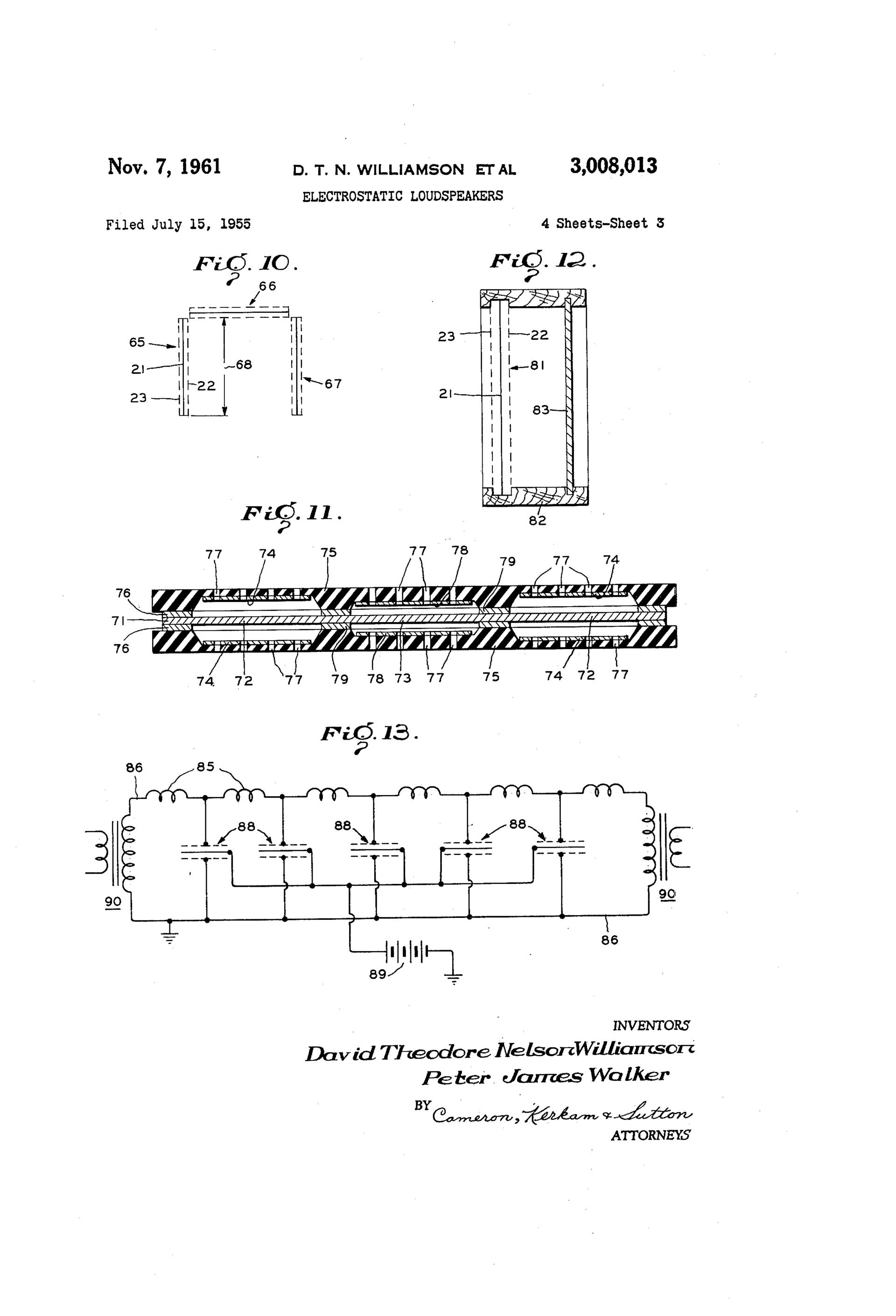 «Анатомия» домашних акустических систем: электростаты. Ода ровной АЧХ, страсти по цене, возможности DIY - 9