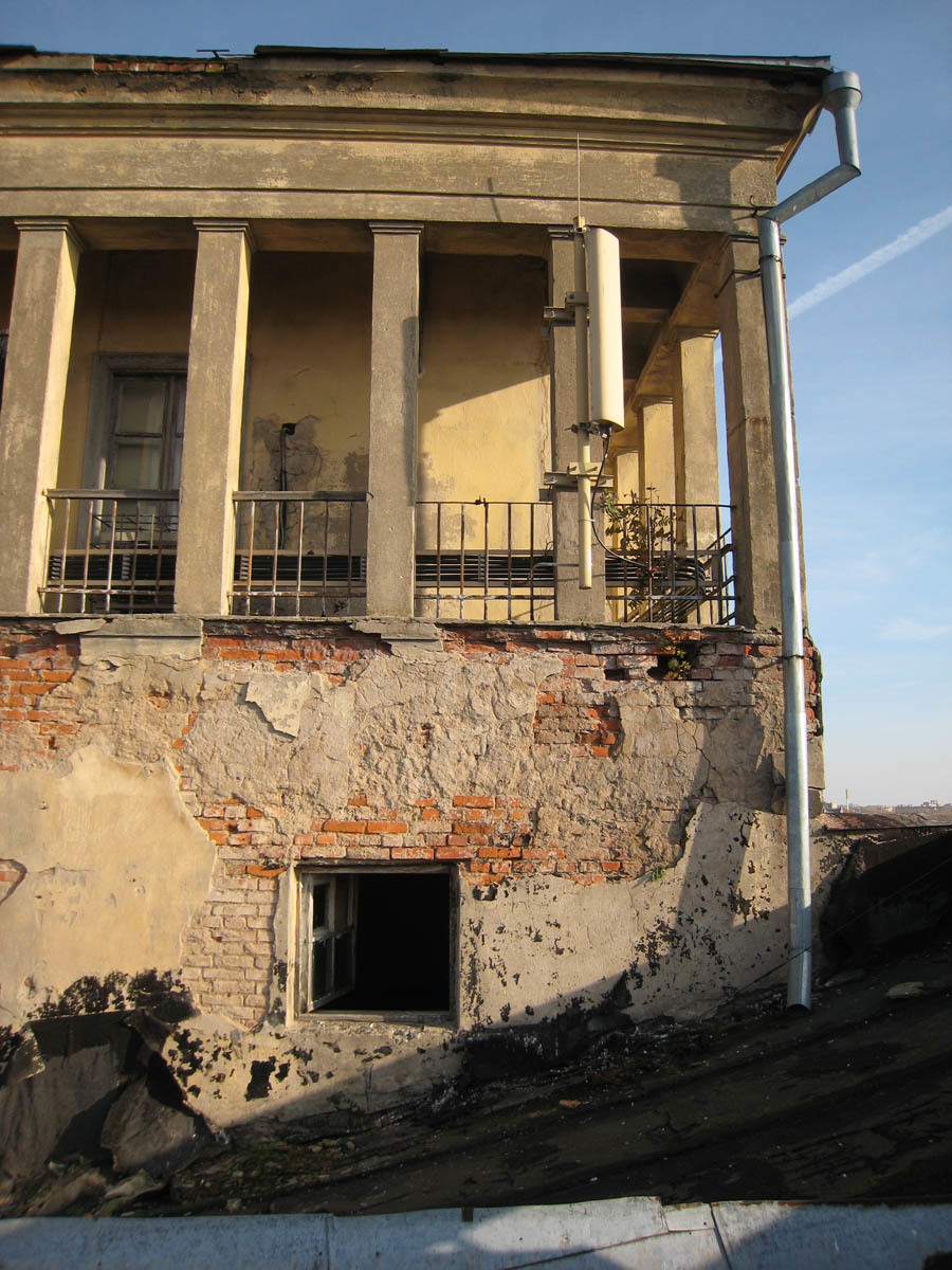 Как мы реконструировали здание суда в Смоленске: от лазерных сканов лепнины под плесенью до релиза - 29
