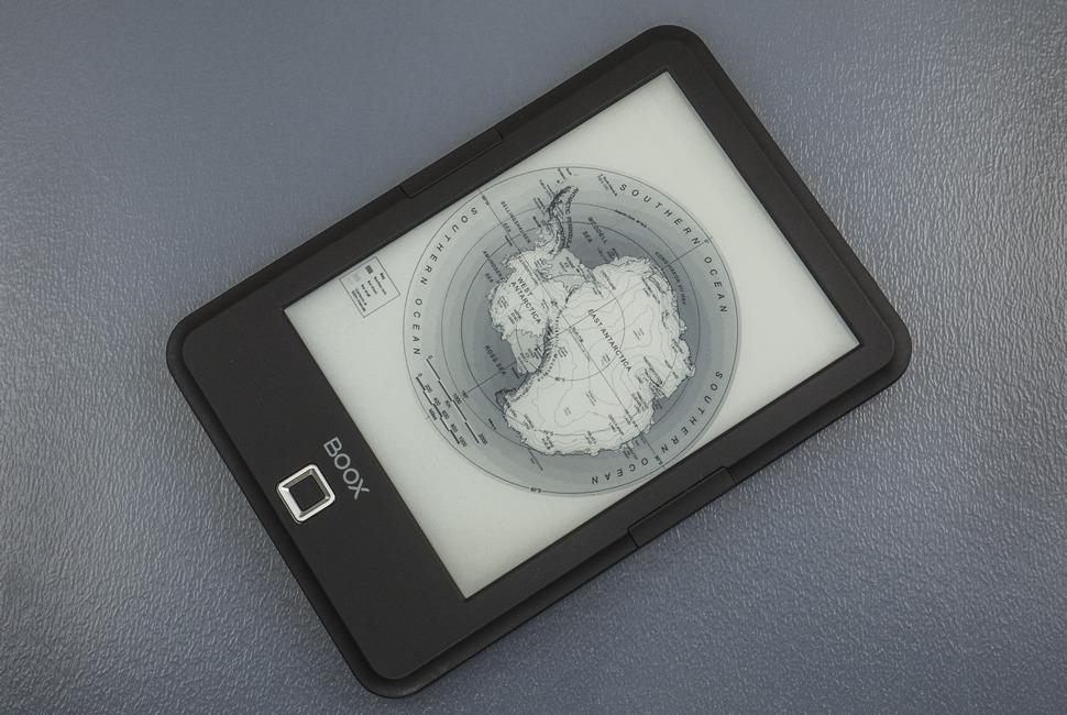 Обзор ONYX BOOX Amundsen — E-Ink книга на Android без излишеств - 5