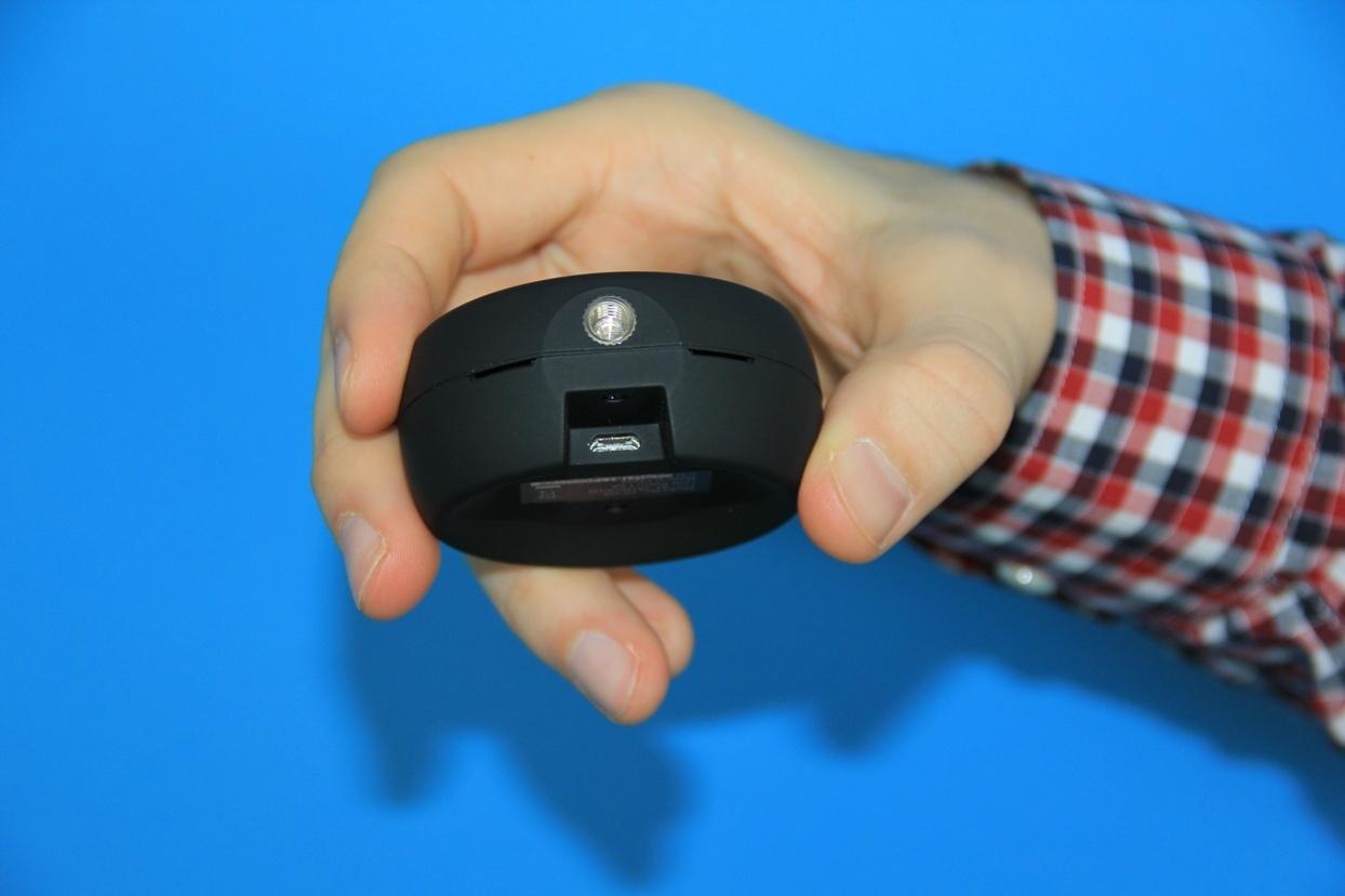 Обзор новой камеры видеонаблюдения Oco2 - 7