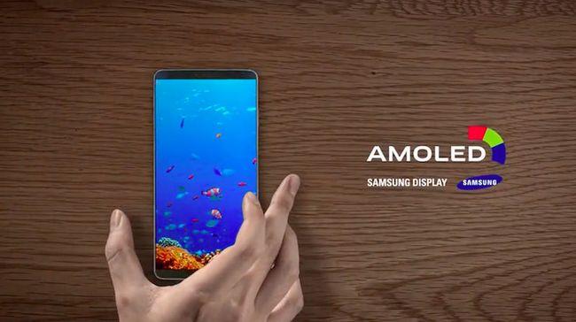 Панели AMOLED будут использоваться в каждом втором смартфоне уже через три года