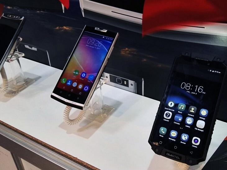 В смартфоне Oukitel K10000 Pro будет использоваться новая платформа