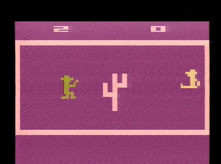 Rambo TV Games (Atari 2600) [статья с кучей фото и капелькой видео] - 33