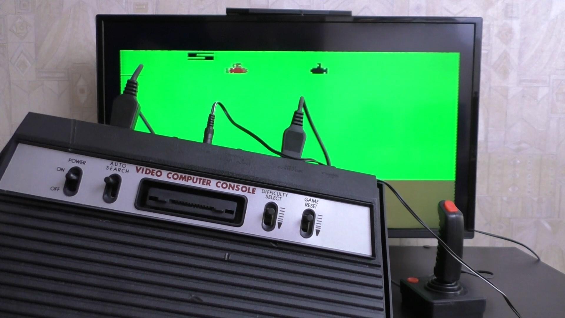 Rambo TV Games (Atari 2600) [статья с кучей фото и капелькой видео] - 36