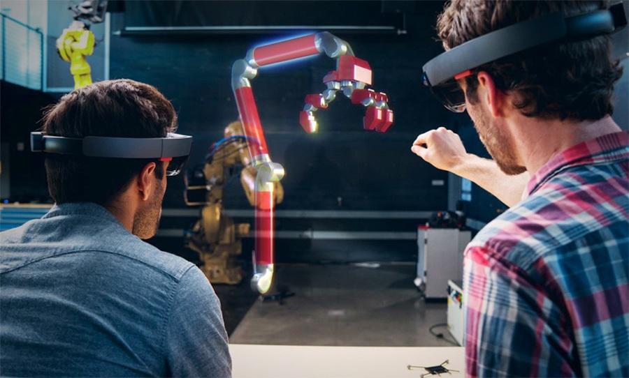 Как изменится применение визуализации в проектировании в эпоху виртуальной и дополненной реальности. Часть 3 — AR - 1