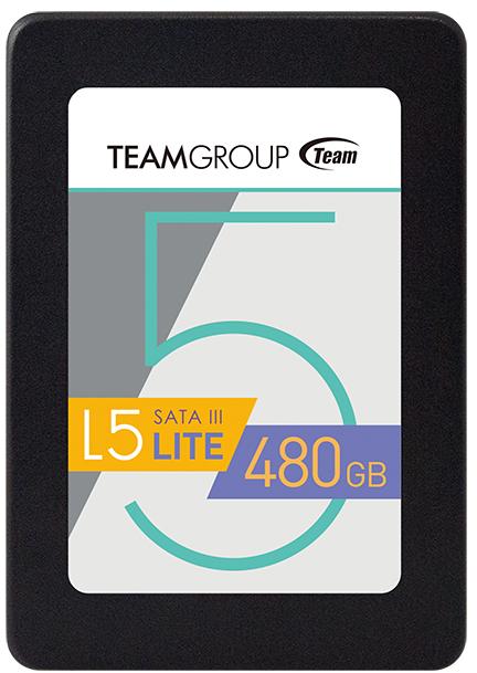 Производительность накопителей Team Group L5 Lite крайне зависима от их емкости