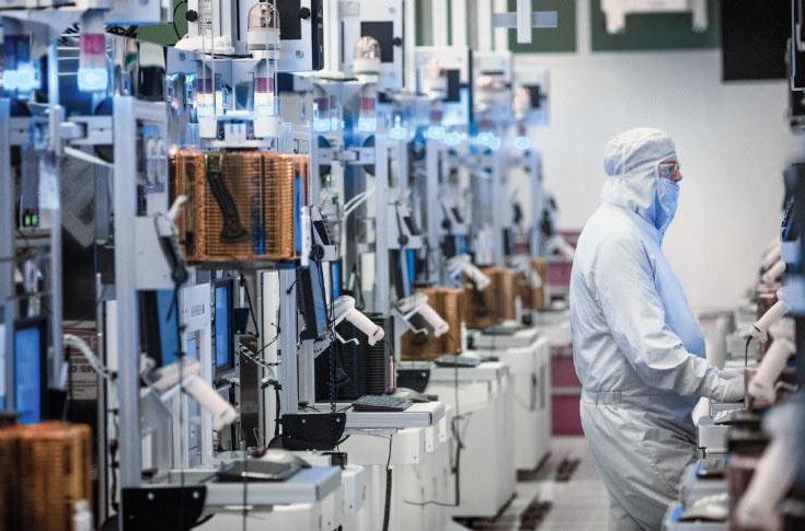 В этом году GlobalFoundries увеличит капитальные вложения на 33%, но абсолютным лидером по этому показателю остается Samsung