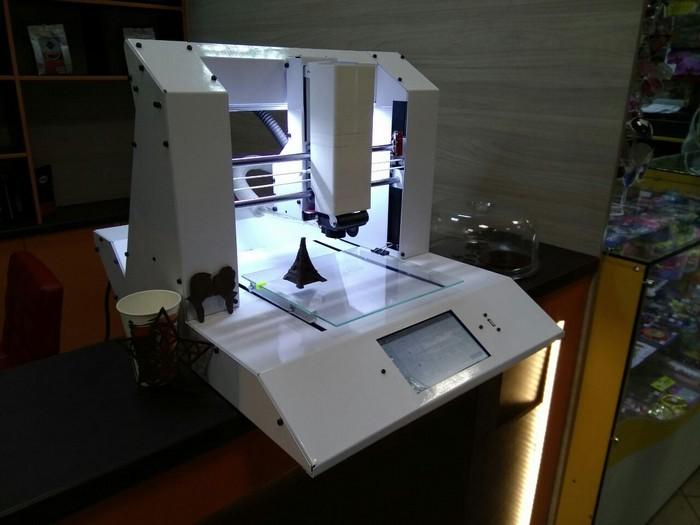 Chocola3D — обзор пищевого 3D-принтера - 5