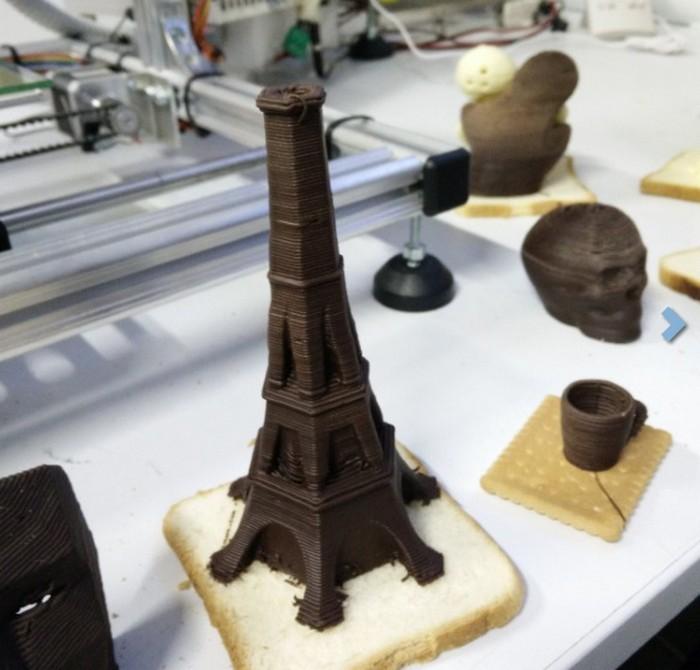 Chocola3D — обзор пищевого 3D-принтера - 7