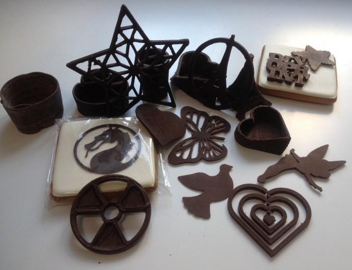Chocola3D — обзор пищевого 3D-принтера - 8