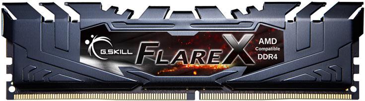 В серии Flare X и Fortis войдут модули объемом 8 и 16 ГБ