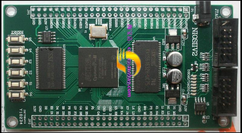 Детектирование движения в видеопотоке на FPGA - 2