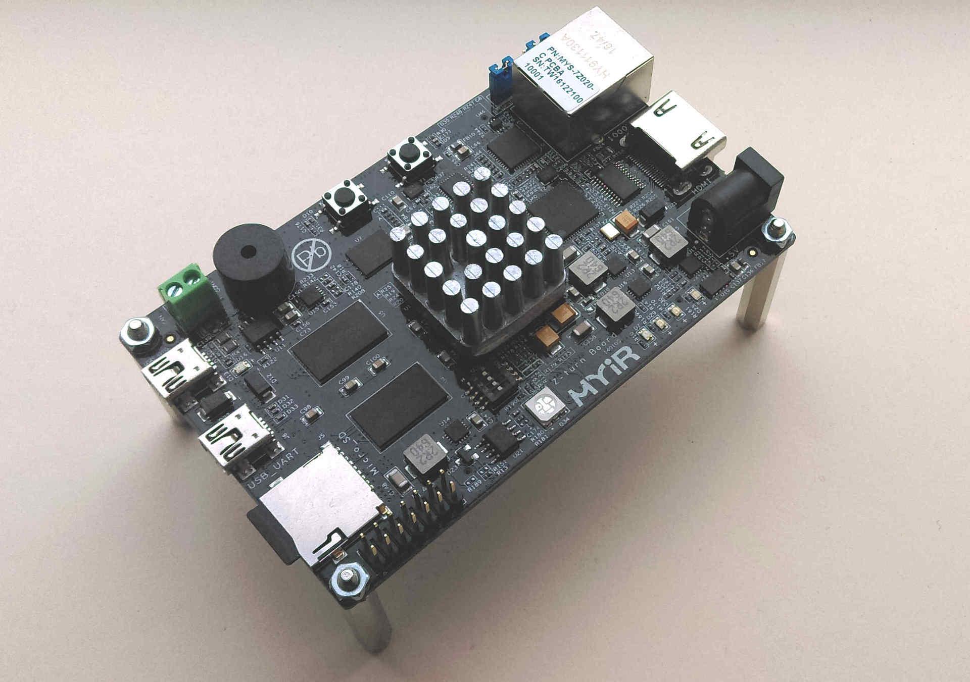 Программирование SoC Zynq - 1