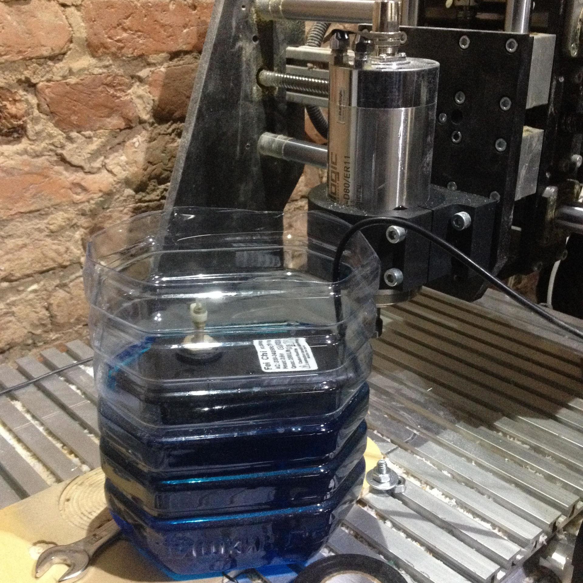 DIY система охлаждения для ЧПУ фрезера - 2