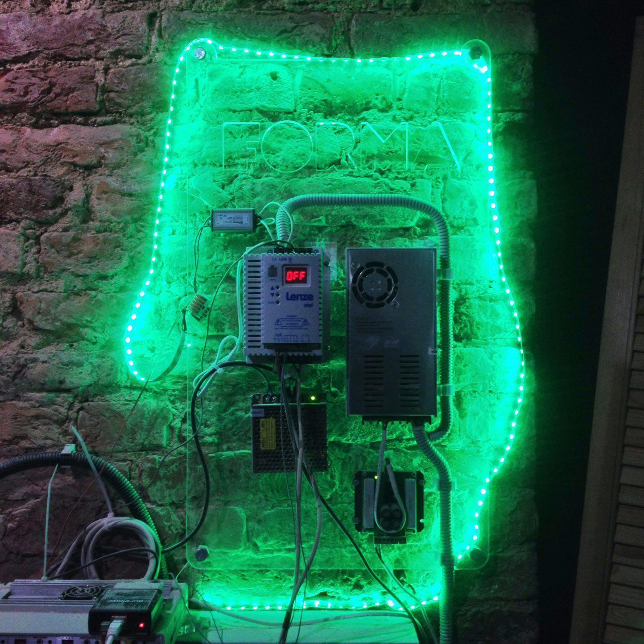 DIY система охлаждения для ЧПУ фрезера - 3