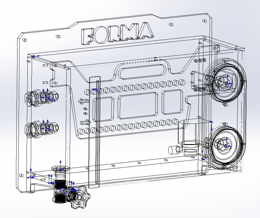 DIY система охлаждения для ЧПУ фрезера - 4
