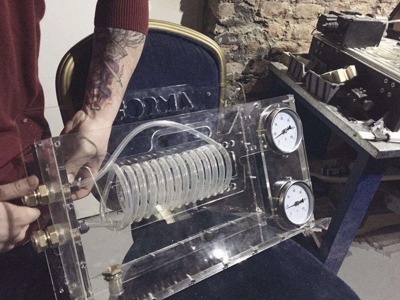 DIY система охлаждения для ЧПУ фрезера - 5